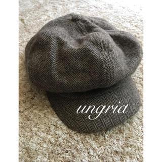 Ungrid - ungrid ニットキャスケット