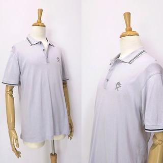エポカ(EPOCA)のEPOCA UOMO エポカ クラウンラインストーン◎ポロシャツ(ポロシャツ)