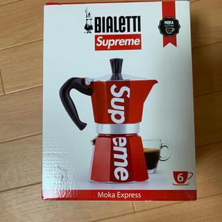 シュプリーム(Supreme)のsupreme bialetti moka (コーヒーメーカー)
