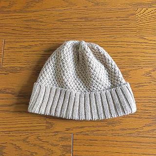 ザラ(ZARA)のZARA MANニット帽(ニット帽/ビーニー)