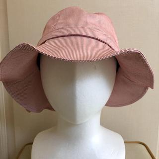 アルファキュービック(ALPHA CUBIC)のALPHA CUBIC  帽子(ハット)
