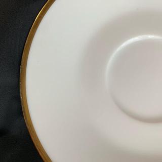 ノリタケ(Noritake)のノリタケ ゴールドライン ソーサーのみ5枚(食器)