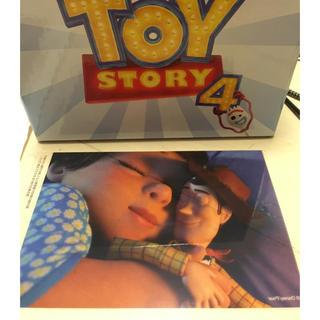 トイストーリー(トイ・ストーリー)のトイ・ストーリー4☆即完売!ボニー&ウッディ  ステッカー(その他)