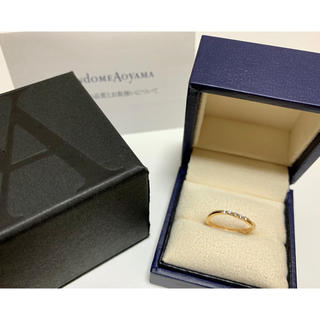 ヴァンドームアオヤマ(Vendome Aoyama)のsrrn6175様専用(リング(指輪))