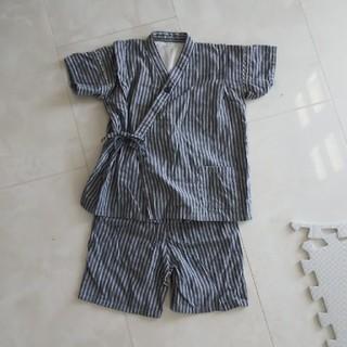 ムジルシリョウヒン(MUJI (無印良品))の専用 無印 甚平 120(甚平/浴衣)