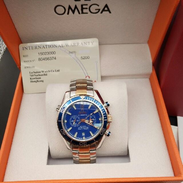 モーリスラクロアマスターピース 時計コピー激安通販 、 OMEGA - Omega オメガ 腕時計 文字盤ブルー シルバー ブランド腕時計の通販 by 義子's shop|オメガならラクマ