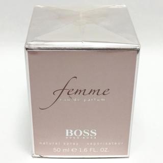 ヒューゴボス(HUGO BOSS)のヒューゴボス ファム オードパルファム(香水(女性用))