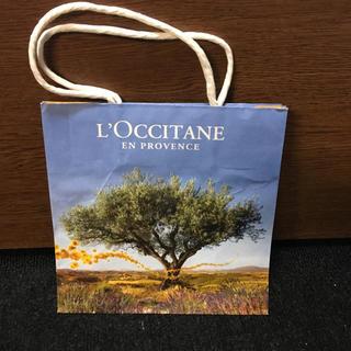 ロクシタン(L'OCCITANE)のL'OCCITANE♡ショップ袋(ショップ袋)
