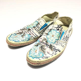 ポールスミス(Paul Smith)のPaul Smith espadrille shoes (スリッポン/モカシン)