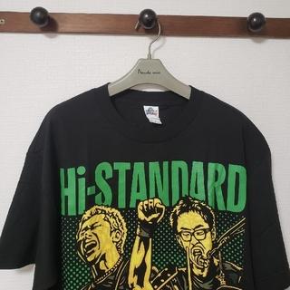 HIGH!STANDARD - HI-STANDARD バンドTシャツ