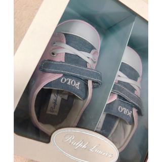 Ralph Lauren - 新品 ラルフローレン 靴 13cm