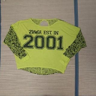 ズンバ(Zumba)のZUNBAズンバウェアTシャツ  L(ダンス/バレエ)