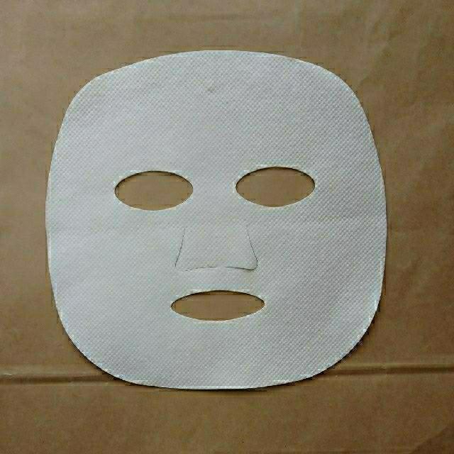 コットン 炭酸パックマスク 12枚の通販