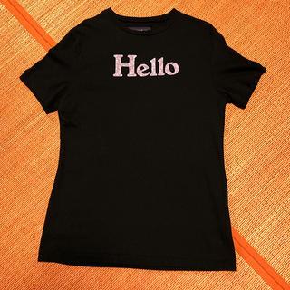 マディソンブルー(MADISONBLUE)の定番  Hello  T(Tシャツ(半袖/袖なし))