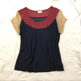 ドリスヴァンノッテン(DRIES VAN NOTEN)の☆ホントのママ 様☆ドリスヴァンノッテン Tシャツ DRIES(Tシャツ(半袖/袖なし))