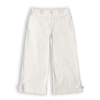 ギャラリービスコンティ(GALLERY VISCONTI)の新品 ガウチョパンツ ホワイト 白 サイズ3 Lサイズ(カジュアルパンツ)