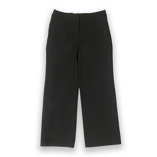 ギャラリービスコンティ(GALLERY VISCONTI)の新品 サイズ3 ブラック 裏起毛 ストレッチ パンツ(カジュアルパンツ)