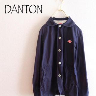 ダントン(DANTON)の【DANTON】ボタンダウン コットンジャケット☆(ブルゾン)