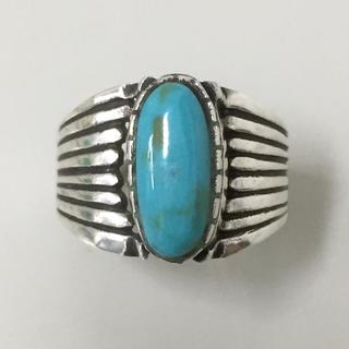 インディアン(Indian)のSILVER RING(リング(指輪))