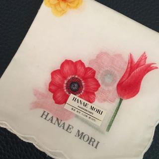 ハナエモリ(HANAE MORI)の【新品】森英恵*ハンカチ(ハンカチ)