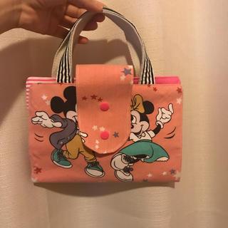 ディズニー(Disney)のレビューブック カバー ミッキー♡(ブックカバー)