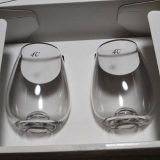ヨンドシー(4℃)の4℃ プラチナペアタンブラー(グラス/カップ)