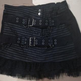 アルゴンキン(ALGONQUINS)のALGONQUINS スカート(ミニスカート)