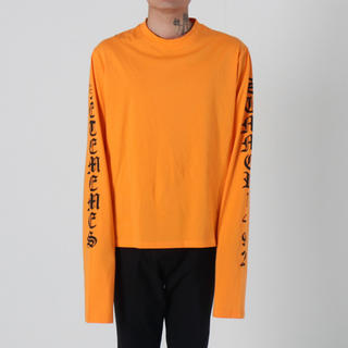 OFF-WHITE - VETEMEMES LONG TEE