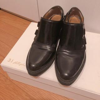 スリーワンフィリップリム(3.1 Phillip Lim)のフィリップリム 革靴(ローファー/革靴)