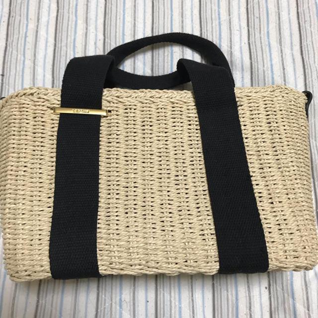 LEPSIM(レプシィム)のLEPSIM かごバッグ レディースのバッグ(かごバッグ/ストローバッグ)の商品写真