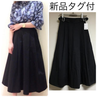 LABORATORY WORK - 定価11880円❤️【新品】LABORATORY WORKチノロングスカート黒♡