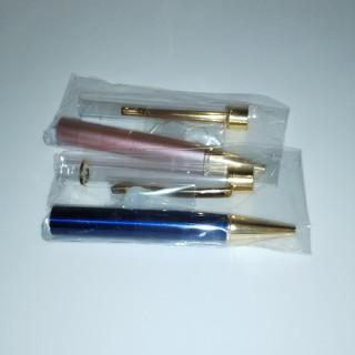 値下げ バーバリウム用 ボールペン 二本セット(その他)