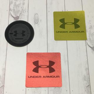 アンダーアーマー(UNDER ARMOUR)のアンダーアーマー 非売品 ステッカー3枚セット(その他)