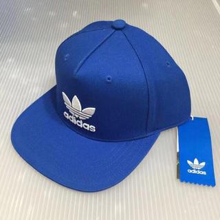 ed298e9ac41dd adidas - アディダスオリジナルス レザーロゴキャップ 帽子 黒の通販 by ...