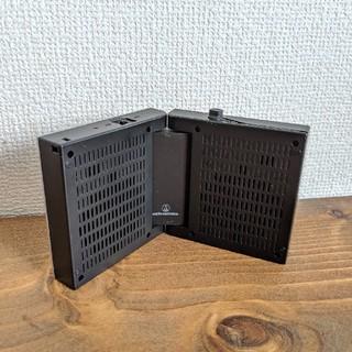 オーディオテクニカ(audio-technica)のAudio-Technica 折畳み式スピーカー(スピーカー)