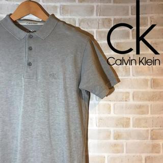 カルバンクライン(Calvin Klein)の【90s】カルバンクライン ポロシャツ ワンポイントロゴ(ポロシャツ)