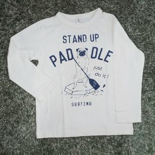 ジーンズベー(jeans-b)のjeans-b 2nd 長袖Tシャツ 110センチ(Tシャツ/カットソー)