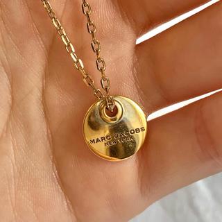 マークジェイコブス(MARC JACOBS)のマークジェイコブス  MARC JACOBS  ネックレス ゴールド(ネックレス)