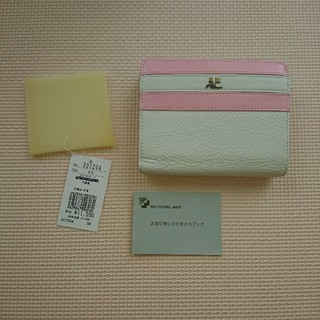 クレージュ(Courreges)のクレージュ 財布 二つ折り (財布)