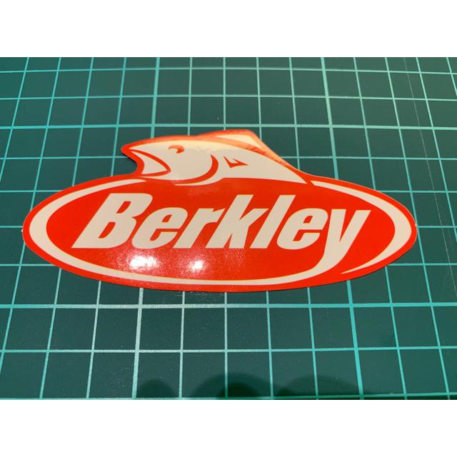 BARCLAY(バークレー)のバークレー、釣り、ステッカー、おまけ付き スポーツ/アウトドアのフィッシング(その他)の商品写真