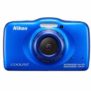 ニコン(Nikon)のチャールストンさん専用 Nikon S32BL(コンパクトデジタルカメラ)