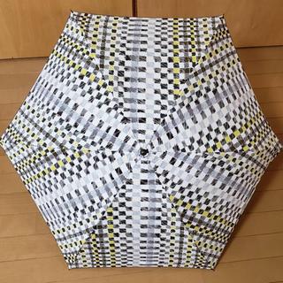 イセタン(伊勢丹)のcocca  晴雨兼用折りたたみ傘(傘)