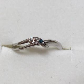 Douxmiere bijou SOPHIA K10WGダイヤモンドリング(リング(指輪))