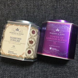 ※専用※HARNEY&SONS★ ダイアモンド・ジュビリー など3点★紅茶(茶)