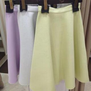ノエラ(Noela)のノエラ♡膝丈スカート(ひざ丈スカート)