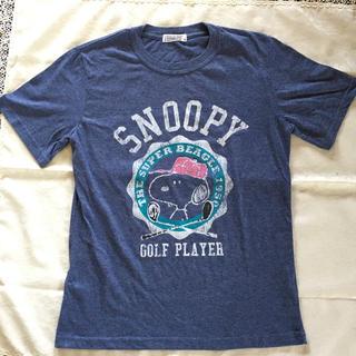 スヌーピー(SNOOPY)のsnoopy   Tシャツ  【 新品  】(Tシャツ(半袖/袖なし))