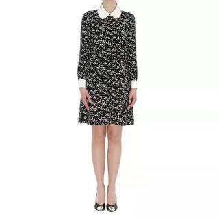 セリーヌ(celine)のCeline Floral-printed Dress(ひざ丈ワンピース)