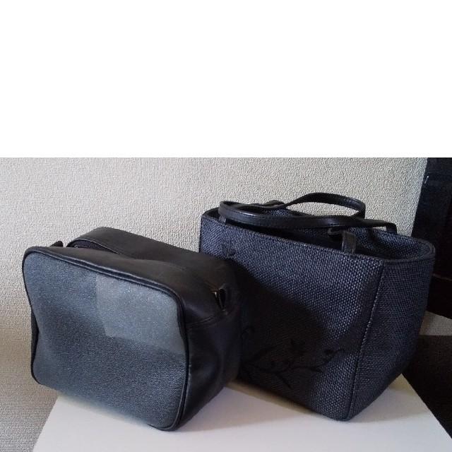 4℃(ヨンドシー)の4℃  夏用カバン レディースのバッグ(ハンドバッグ)の商品写真