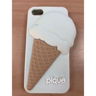 ジェラートピケ(gelato pique)の未使用ジェラートピケ アイスクリーム iPhone5/5sケース(iPhoneケース)