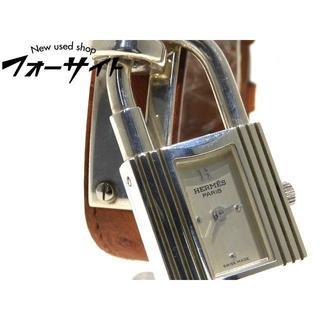 エルメス(Hermes)のエルメス☆KE1.250 ケリーウォッチ シルバー925 クォーツ 時計(腕時計)